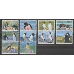 Falkland - 2005 - No T9/T18 - Oiseaux