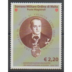 Order of Malta - 2012 - Nb 1112