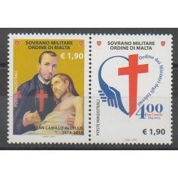 Ordre de Malte - 2014 - No 1203/1204 - Religion