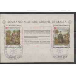 Ordre de Malte - 1979 - No F176 - Religion - Oblitéré