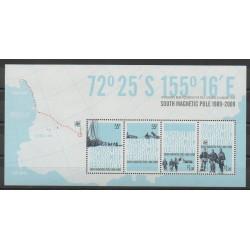 Australian Antarctic Territory - 2009 - Nb BF4 - Polar