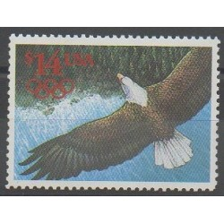 United States - 1991 - Nb 1982 - Birds