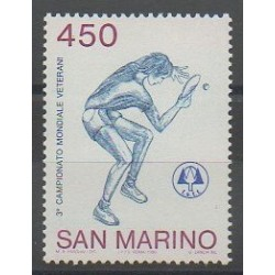 San Marino - 1986 - Nb 1135 - Various sports