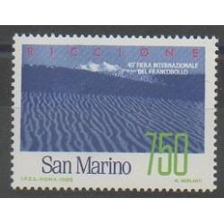 San Marino - 1988 - Nb 1185 - Philately