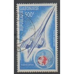 Gabon - 1975 - Nb PA172 - Planes - Used