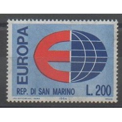 San Marino - 1964 - Nb 639 - Europa
