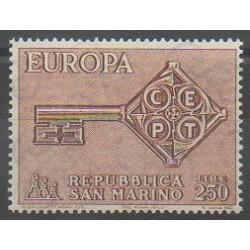 San Marino - 1968 - Nb 720 - Europa