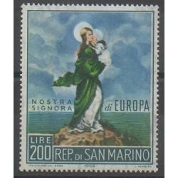 Saint-Marin - 1966 - No 686 - Europa