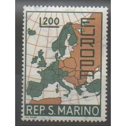 Saint-Marin - 1967 - No 697 - Europa