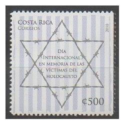 Costa Rica - 2010 - No 910 - Seconde Guerre Mondiale