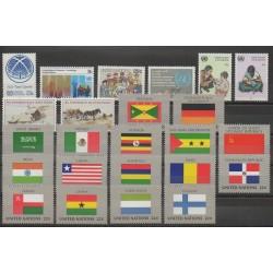 Nations Unies (ONU - New-York) - Année complète - 1985 - No 434/457