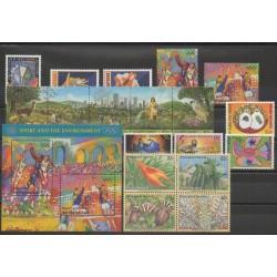 Nations Unies (ONU - New-York) - Année complète - 1996 - No 692/709 - BF13