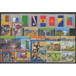 Nations Unies (ONU - New-York) - Année complète - 1999 - No 783/813 - BF17/BF18