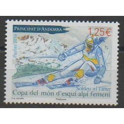 French Andorra - 2016 - Nb 779 - Various sports