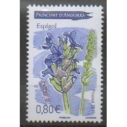 French Andorra - 2016 - Nb 790 - Flowers