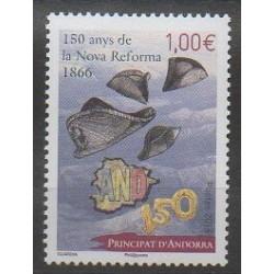 French Andorra - 2016 - Nb 782