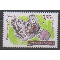 Andorre - 2015 - No 774 - Insectes