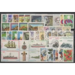 Italie - Année complète - 1979 - No 1372/1413
