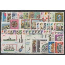 Italie - Année complète - 1980 - No 1414/1473