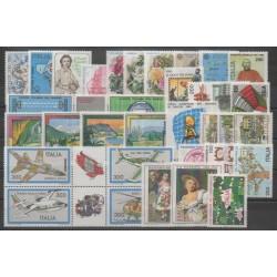 Italie - Année complète - 1982 - No 1519/1552