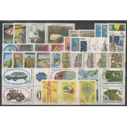 Italie - Année complète - 1984 - No 1599/1636