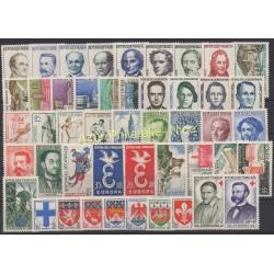 France - 1958 - Nb 1142/1188