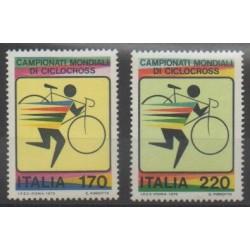 Italie - 1979 - No 1375/1376 - Sports divers