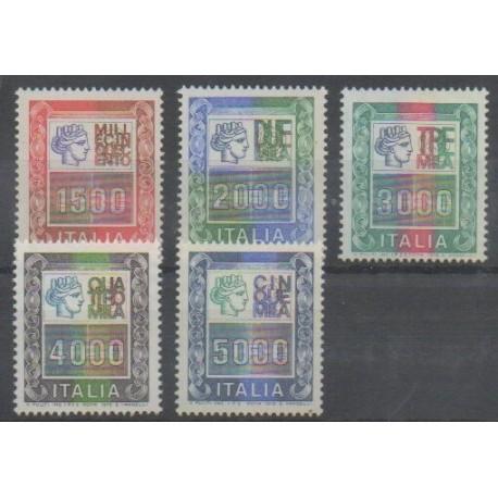 Italie - 1979 - No 1367/1371