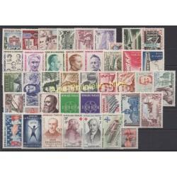 France - 1959 - Nb 1189/1229