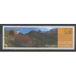Andorre - 1999 - No 514 - Sites - Europa