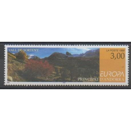 Andorre - 1999 - No 514 - Sites - Europa