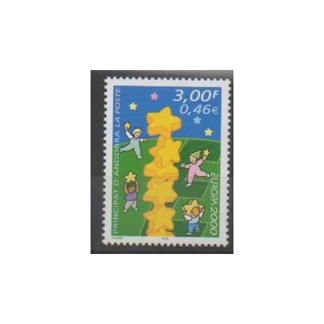 Andorre - 2000 - No 529 - Europa
