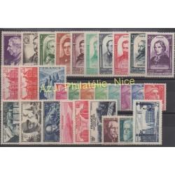 France - 1948 - Nb 793/822
