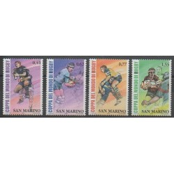 Saint-Marin - 2003 - No 1902/1905 - Sports divers