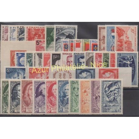 France - 1949 - No 823/862