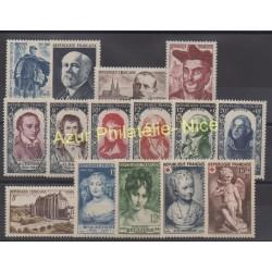 France - 1950 - Nb 863/877