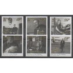 Aurigny (Alderney) - 2014 - Nb 506/511 - Literature