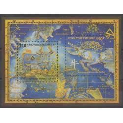 Nouvelle-Calédonie - 2009 - No BF40 - Horoscope
