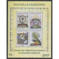 Nouvelle-Calédonie - Blocs et feuillets - 2008 - No BF38 - Télécommunications