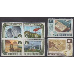 Papua New Guinea - 1973 - Nb 232/237 - Telecommunications