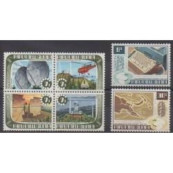 Papouasie-Nouvelle-Guinée - 1973 - No 232/237 - Télécommunications