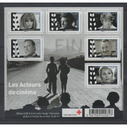 France - Blocks and sheets - 2012 - Nb F 4690 - Cinema