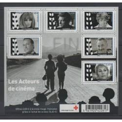 France - Blocs et feuillets - 2012 - No F 4690 - Cinéma