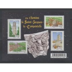 France - Blocs et feuillets - 2012 - No F 4641 - Religion