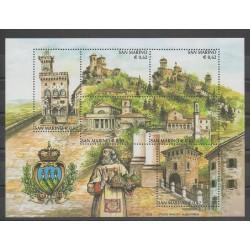 San Marino - 2002 - Nb BF33 - Tourism