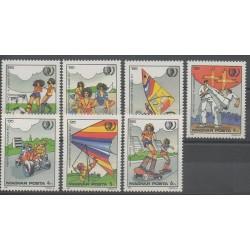 Hongrie - 1985 - No 2977/2983 - Sports divers