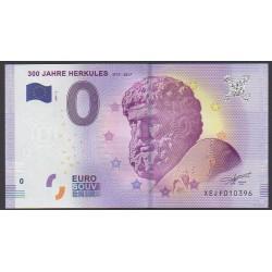 Billet souvenir - 300 Jahre Herkules - 2017-2