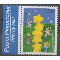 Vatican - 2000 - Nb 1196 - Europa