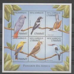 Mozambique - 2002 - No 1859/1864 - Oiseaux