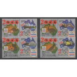 Yougoslavie - 2000 - No 2829/2832 - Jeux Olympiques d'été